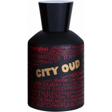 City Oud Perfume Sample